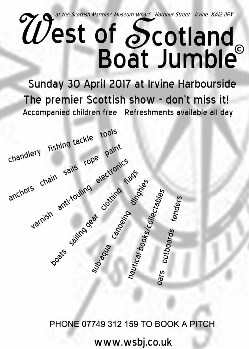 West of Scotland Boat Jumble